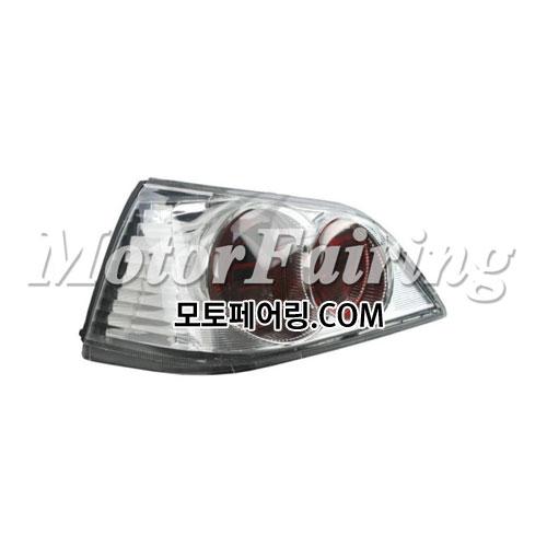 골드윙/튜닝파츠/Left Tail Light White Signal For Honda Goldwing GL1800 2001-2012 Brand New 58