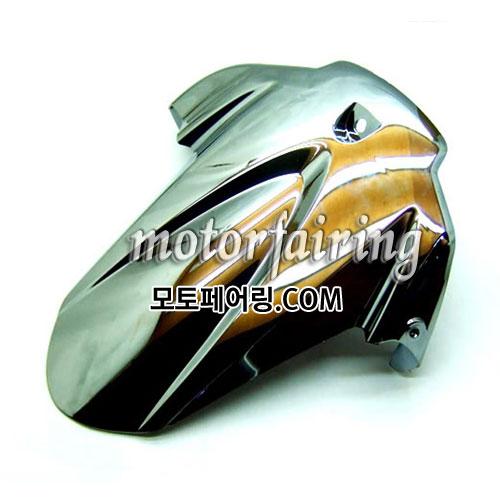 [리어물받이]Suzuki 09-11 GSX-R1000 GSXR1000 GSX-R GSXR 1000 K9 Rear Hugger Fender Chrome 35