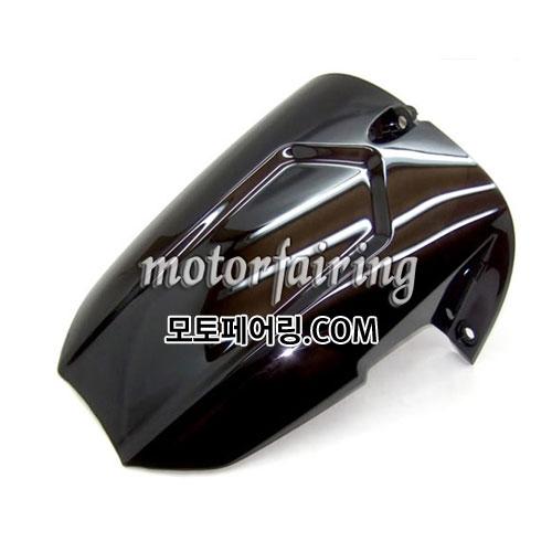 [리어물받이] Yamaha 03-05 YZF-R6 YZFR6 06-09 YZF-R6s YZFR6s YZF Rear Hugger Fender Black 25