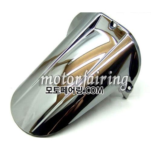[리어물받이]Yamaha 2000-2001 YZF-R1 YZFR1 YZF R1 R1000 Rear Hugger Fender Chrome 35