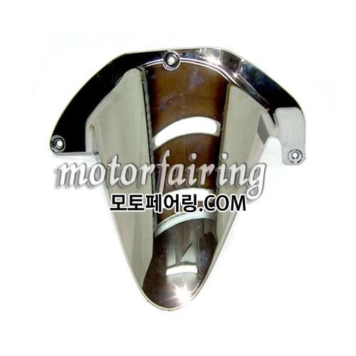 [리어물받이]Honda 2003-2004 CBR600RR CBR 600 RR F5 CBR600 Rear Hugger Fender Chrome 55