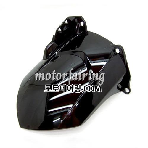 [리어물받이]Yamaha 2007-2008 YZF-R1 YZFR1 YZF R1 R1000 Rear Hugger Fender Black 25