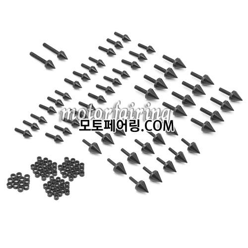 카울볼트 MT215-013 화살촉모양 블랙컬러