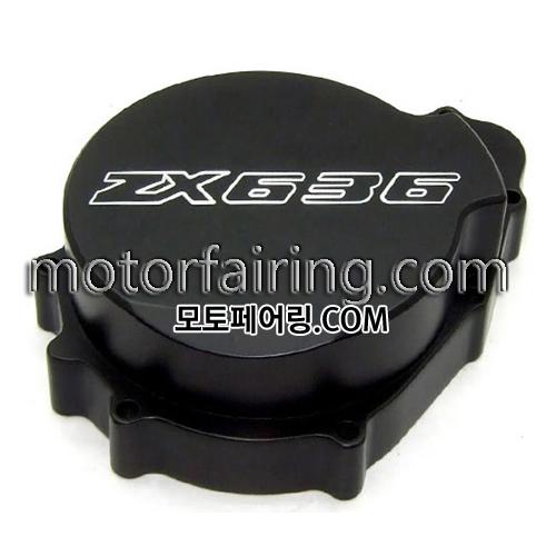 [엔진커버]Kawasaki ZX-6R 03-04 Black 60