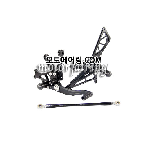 For KAWASAKI ZX-10R 2011 Adjustable Rear Sets Pedals Pegs 백스텝