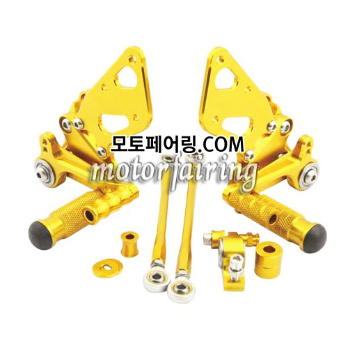 For DUCATI 1098 Adjustable Rear Sets Pedals Pegs 백스텝