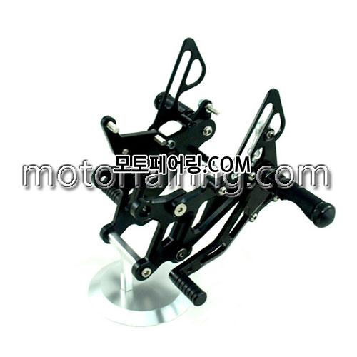 For Yamaha YZF R1 2004-2006 Black 백스텝
