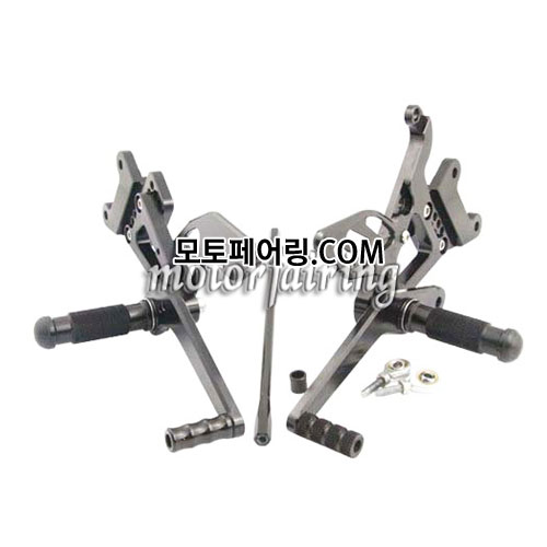 For YAMAHA YZF R6 2003-2005 백스텝