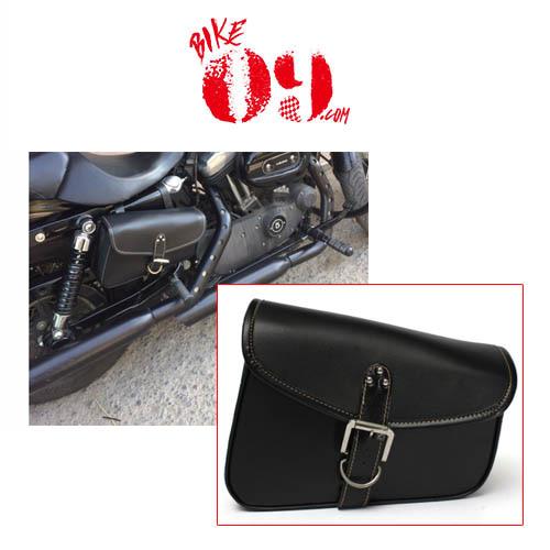 할리 Scooter Storage Tool Pouch Luggage Bag Front Forks Bags Sissy Bar Tool Bags Handlebar Bags