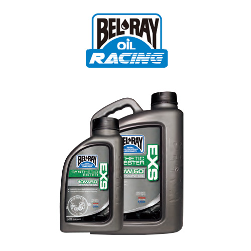 BEL-RAY [벨레이 엔진오일]Bel-Ray EXS Synthetic Ester 4T Engine Oil/5W40/1L