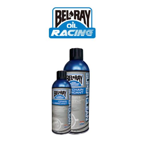 BEL-RAY [벨레이 케미컬]Bel-Ray Super Clean Chain Lube/Aerosol/400ml