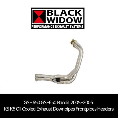 K5 K6 (05-20) GSF650 벤딧 Oil Cooled 메니폴더 머플러 중통
