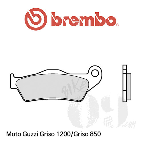 Moto Guzzi Griso 1200/Griso 850 브레이크 패드 브렘보