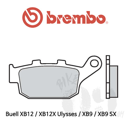 Buell XB12 / XB12X Ulysses / XB9 / XB9 SX / 브레이크 패드 브렘보 신터드