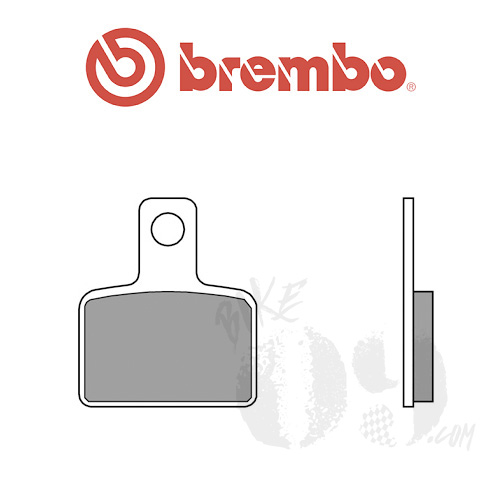 Beta Evo 09- Rear caliper 브레이크패드 브렘보