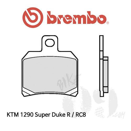 KTM 1290 Super Duke R / RC8 / 리어용 브레이크패드 브렘보 신터드 스트리트 07BB2065