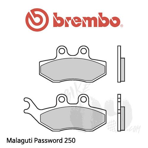 Malaguti Password 250 브렘보 브레이크패드