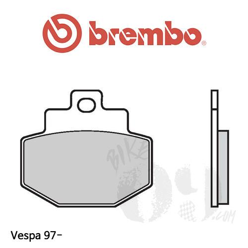 Vespa 97- 브렘보 브레이크패드