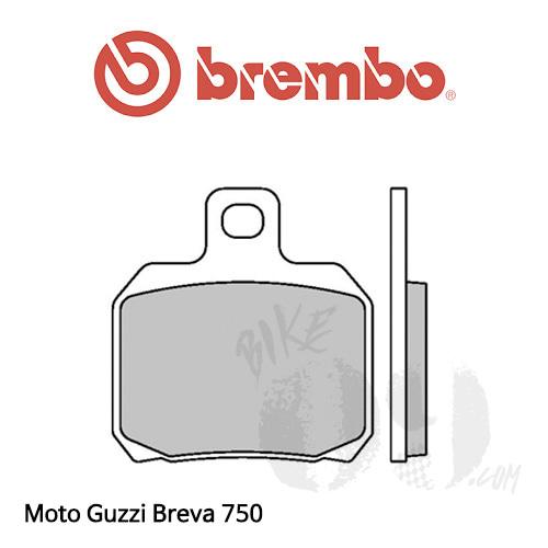모토구찌 Breva 750 리어용 브레이크 패드 브렘보