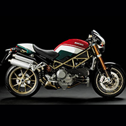 Ducati Air Cooled 4V Engine/Dry Clutch Cover without aluminum inserts 오토바이 카본