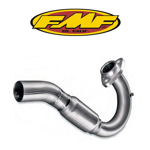 [FMF 머플러]FMF/powerbomb stainless steel headers KAWASAKI KLR650/ Tengai 08-14 [1812-0207]