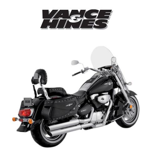 [반스&힌스 머플러]VANCE&HINCES/exhaust/big shots staggered/SUZUKI (CONT) C90 Boulevard 05-09 [1810-1613]