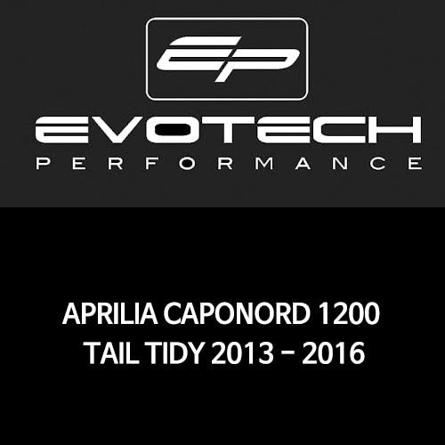 아프릴리아 CAPONORD1200 번호판휀다리스키트 2013-2016 에보텍