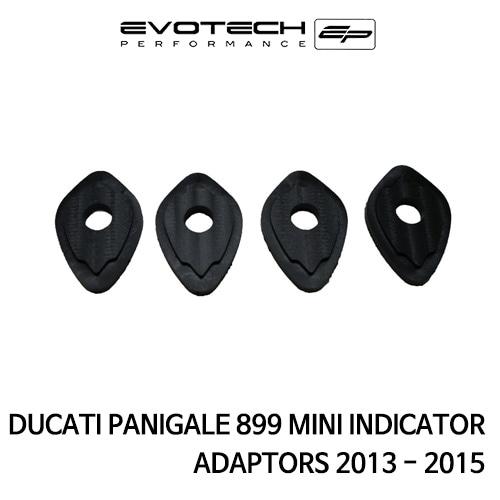 두카티 파니갈레899 MINI INDICATOR ADAPTORS 2013-2015 에보텍