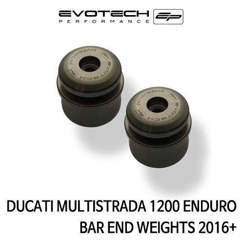 두카티 멀티스트라다1200 ENDURO BAR END WEIGHTS 2016+ 에보텍