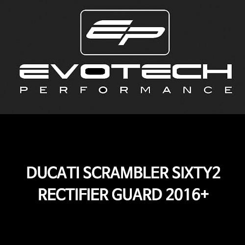두카티 스크램블러 SIXTY2 RECTIFIER GUARD 2016+ 에보텍