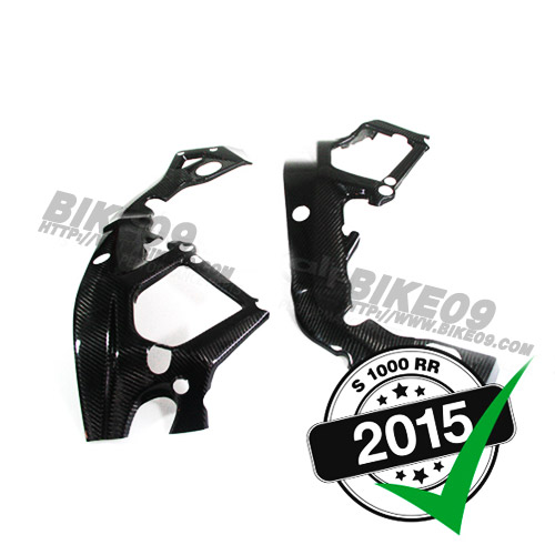 [S1000RR] (2015-) 차대 카본 커버 Frame protection kit