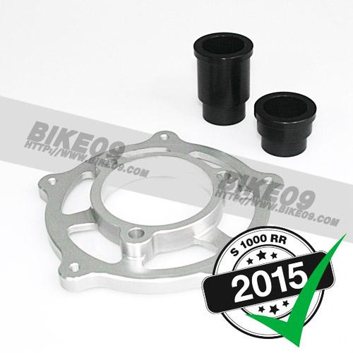[S1000RR] kit for chain adjuster WSBK, aR rim 마운팅 키트