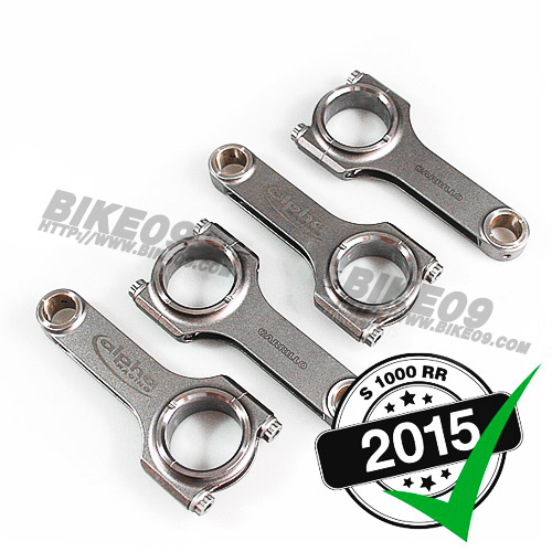 [S1000RR] Connecting rod kit 알파레이싱 forged, 4 pieces 피스톤 커넥팅 로드