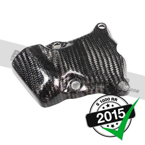 [S1000RR] (carbon 엔진카바) Timing chain cover protection kit