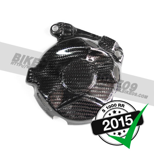 [S1000RR] Alternator cover protection kit carbon 엔진카바