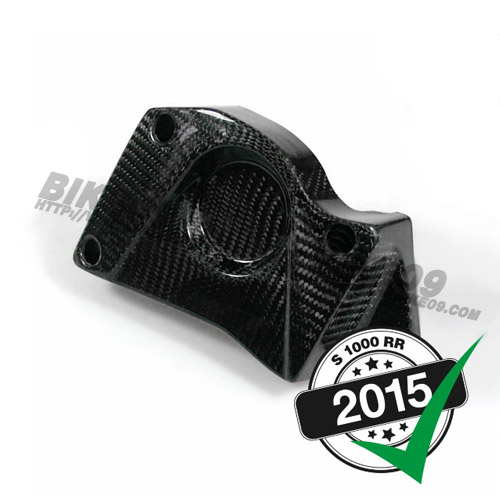 [S1000RR] Sprocket cover carbon 소기어카바