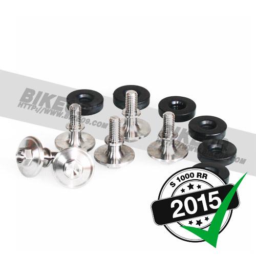 [S1000RR] screw set camshaft cover titanium 볼트 너트 alpha Racing