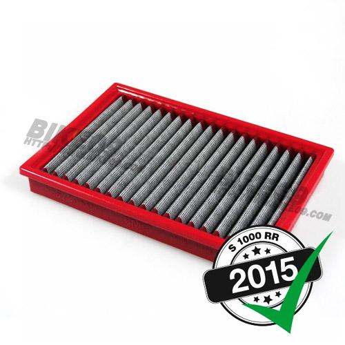 [S1000RR] air filter by BMC alpha Racing 에어필터