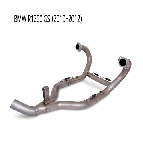 미브 메니폴더 헤드파이프 머플러 BMW R1200GS