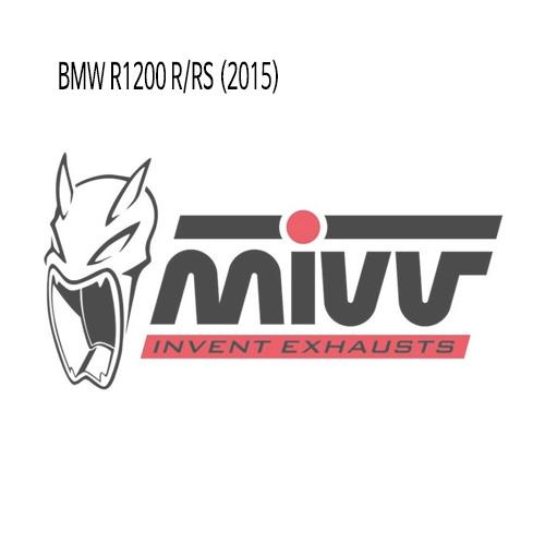 미브 R1200R/RS 헤드파이프 (메니폴더) 2015 머플러 BMW