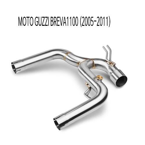미브 브레바1100 중통 스틸 (2005-2011) 머플러 모토 구찌