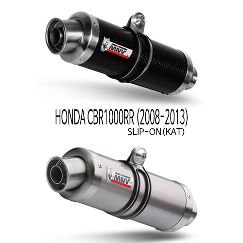 미브 CBR1000RR (2008-2013) GP 카본 슬립온(KAT) 머플러 혼다