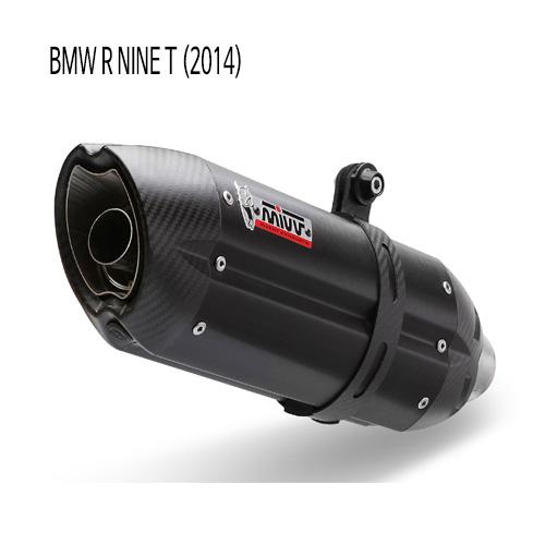 미브 알나인티 (standard) BLACK STEEL (2014) 수오노 슬립온 머플러 BMW