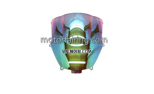 스크린/레이싱/이리듐/클리어/스모그/Kawasaki ZX-9R 00-03 Iridium Clear 20