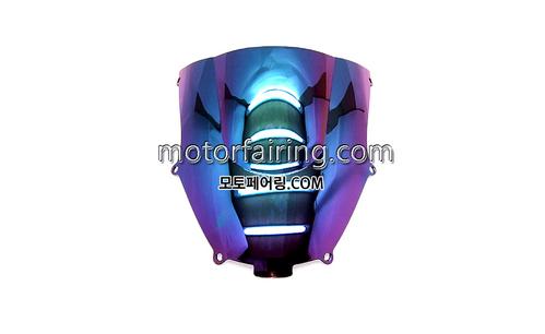 스크린/레이싱/이리듐/클리어/스모그/Kawasaki ZX-9R 00-03 Iridium Smoke 20