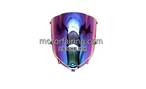 스크린/레이싱/이리듐/클리어/스모그/Kawasaki ZX-10R 04-05 Iridium Smoke 20