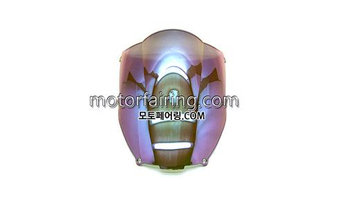 스크린/레이싱/이리듐/클리어/스모그/Kawasaki ZX-12R 02-05 Iridium Clear 20
