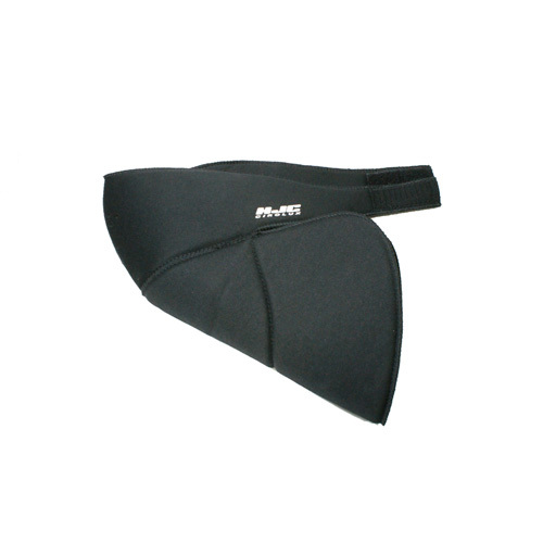 홍진 헬멧 스폰지 마스크(블랙 색상)