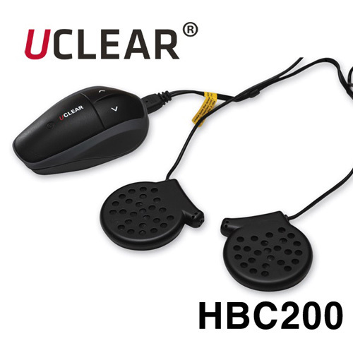 홍진 헬멧 유클리어 블루투스 HBC 200