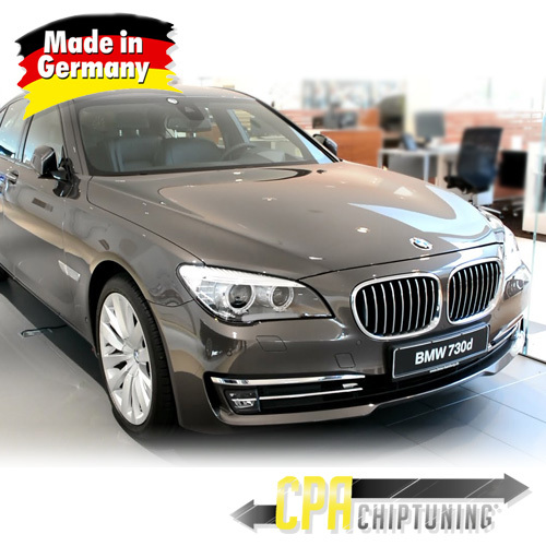 CPA 칩튠 맵핑 보조ECU BMW 7er (F01) 730d xDrive 258 PS